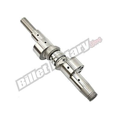 13B Billet X40 Centre Bearing Eccentric Shaft