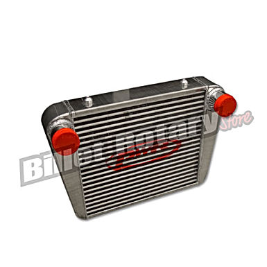 PWR Top side Outlets  Intercooler to suit  RX2-5