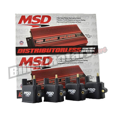 MSD DIS 4 HO KIT WITH COILS