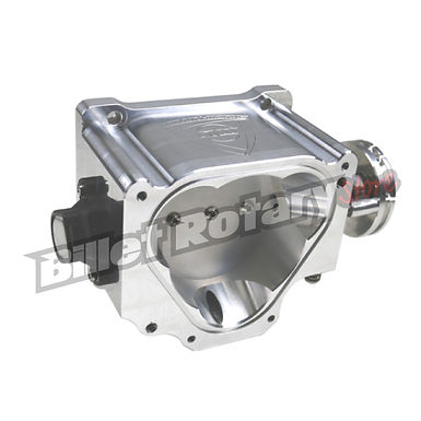 Rotary Works 90mm Billet JC Cosmo Throttle Body