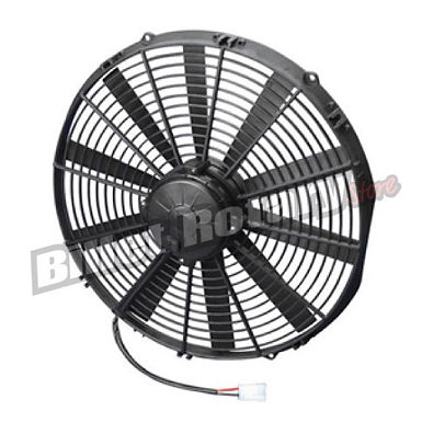 """SPAL 16"""" Thermo Fan 1469cfm"""