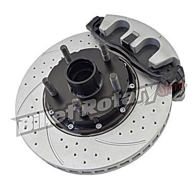 RX2/RX3 Front Brake upgrade kit