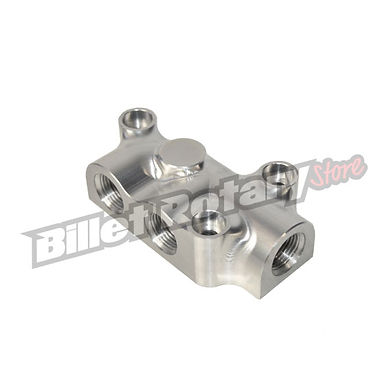 Oil Distribution Block with