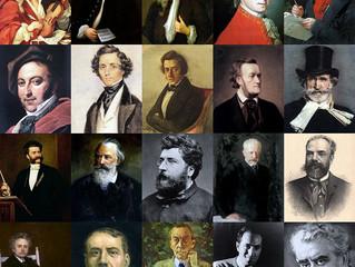 Os Mestres da Música Clássica