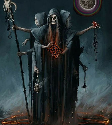 Demônios, Rituais de Magia Negra