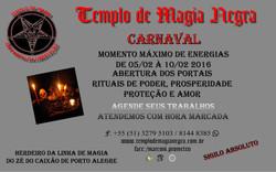 Carnaval 2016 Chamda Rituais