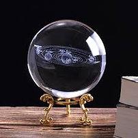 Consulta com Bola de Cristal na Magia Negra