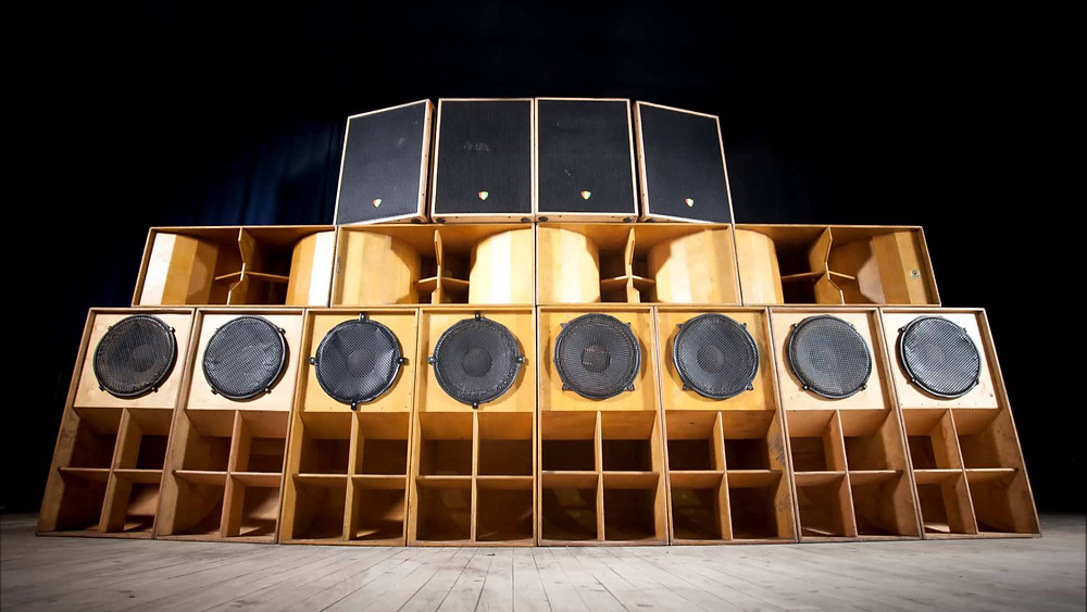 Mungo's HiFi Sound system