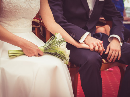 7 Wedding Tasks That You Can Do from Home During This Pandemic