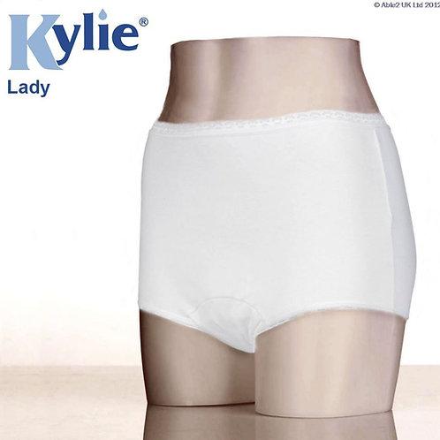Kylie Lady Washable Underwear - L