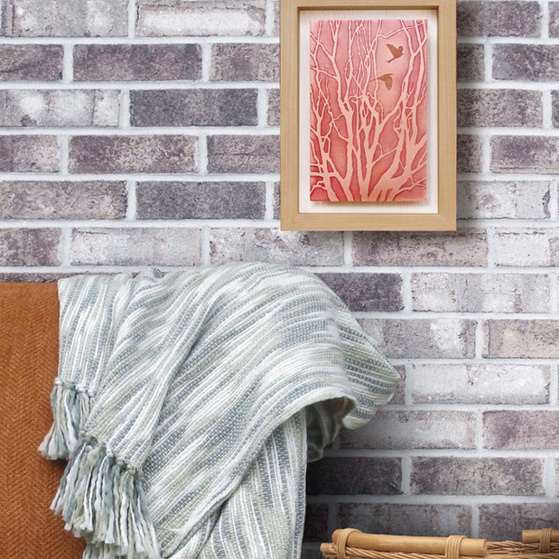Copper Trees on Brick Wall.jpg