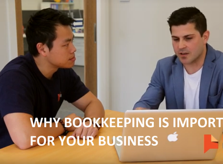 THE IMPORTANCE OF BOOKKEEPING: 4 REASONS WHY