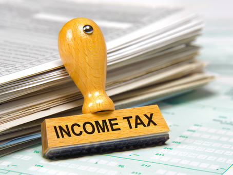 How will your personal income tax be affected by the new tax measures?