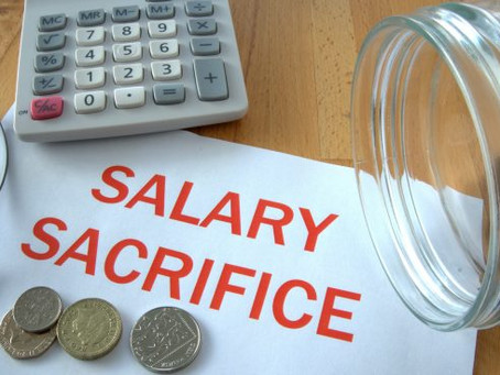 Salary Sacrifice: What You Need To Know