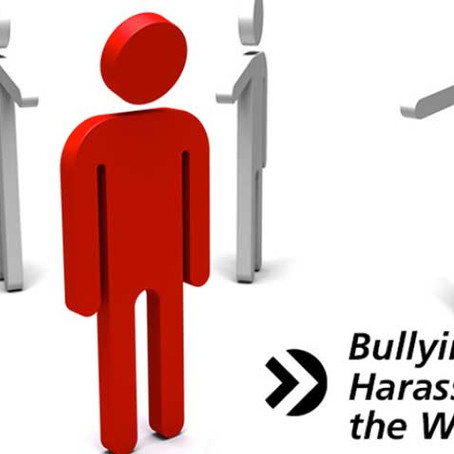 Understanding the difference between Bullying & Harassment