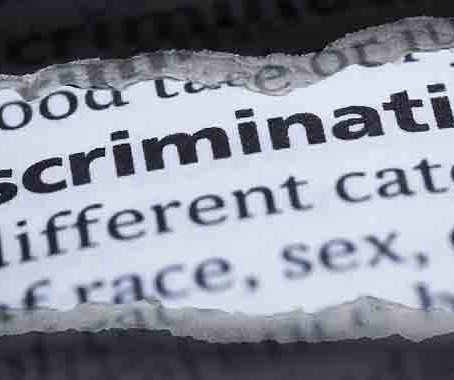 When and what is Discrimination?