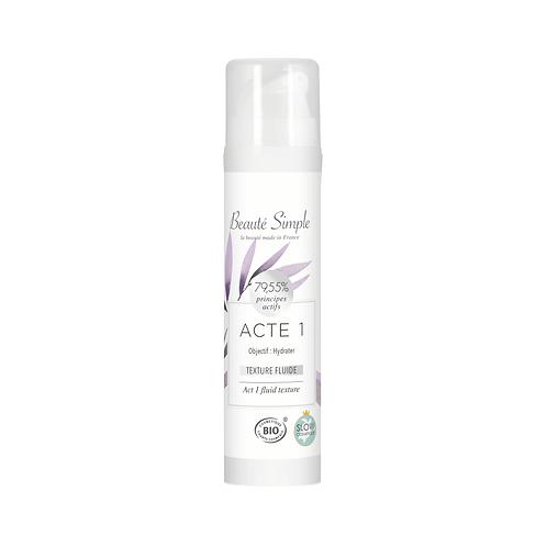 Creme hydratante Acte 1 - Peaux Normales à mixte