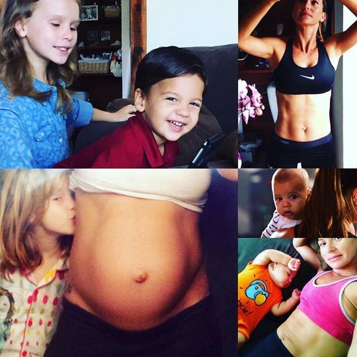 le corps et les grossesses