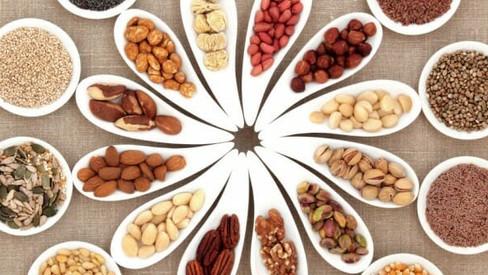Les bienfaits des oléagineux et des graines
