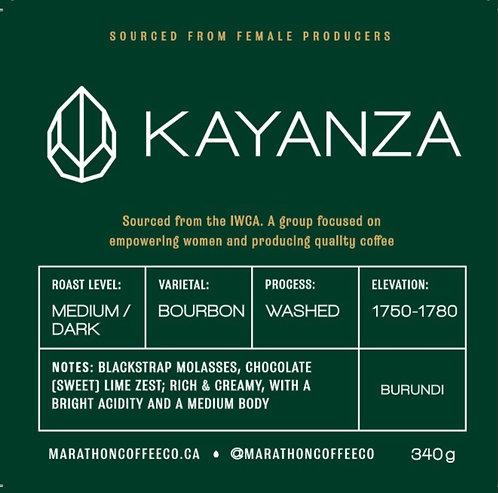 KAYANZA - Medium Roast 12oz
