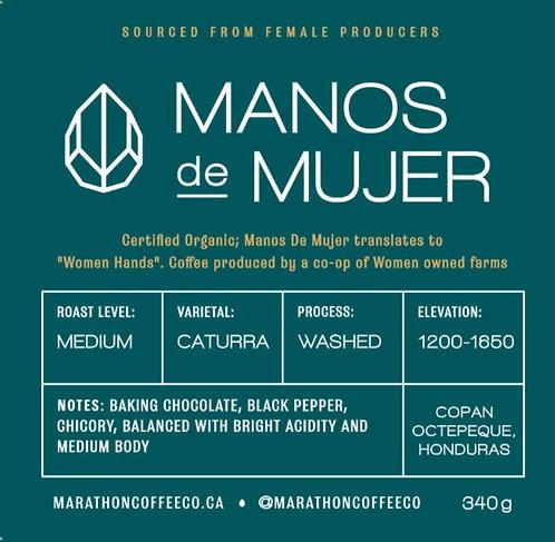 MANOS DE MUJER - Medium Roast 12oz