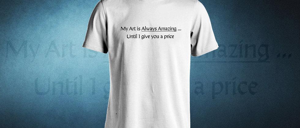 My Artwork Is Always Amazing, Until...