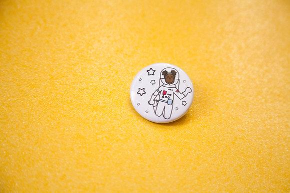 BKK006 Astro Kiki Button