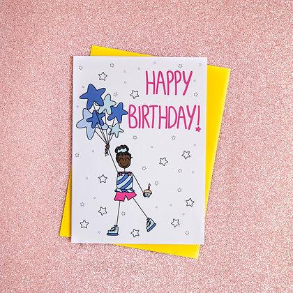 Happy Birthday (Zellie)
