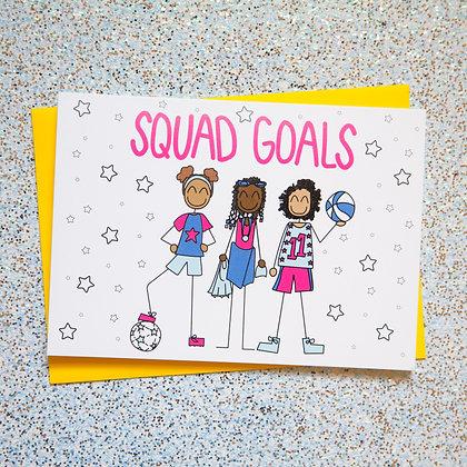 KKC016 Squad Goals