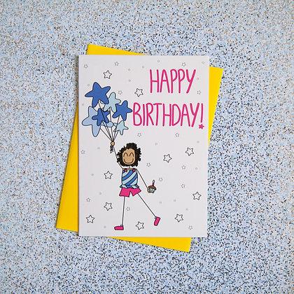 Happy Birthday (Luna)