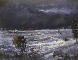 Low Winter Sunlight, Pegwell Bay
