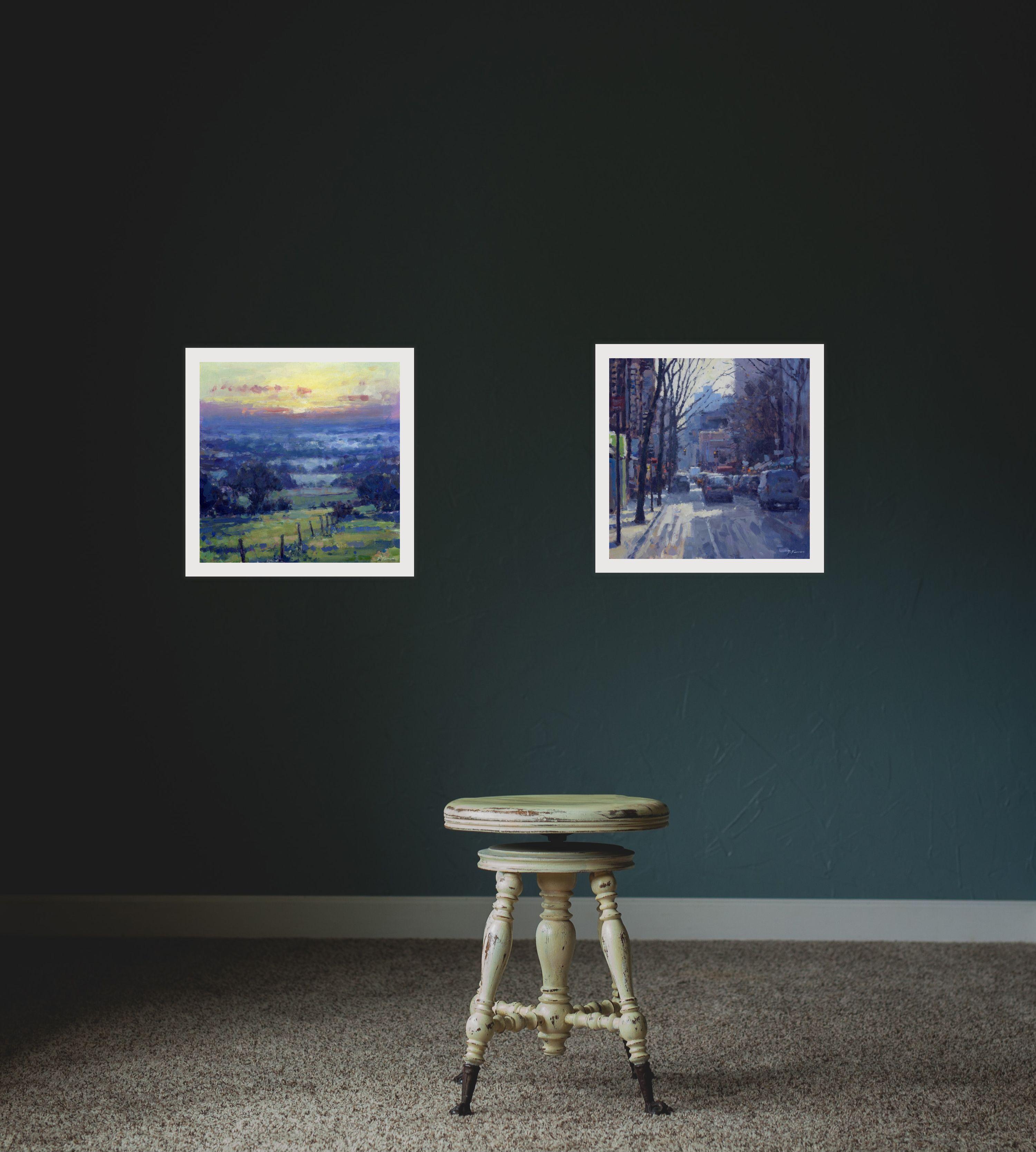 David-farren-gallery-set-up