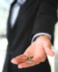 Homem com chave