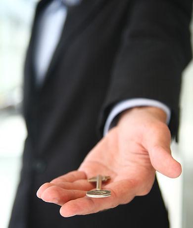 Люди с ключом
