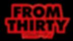 フロムサーティーロゴ