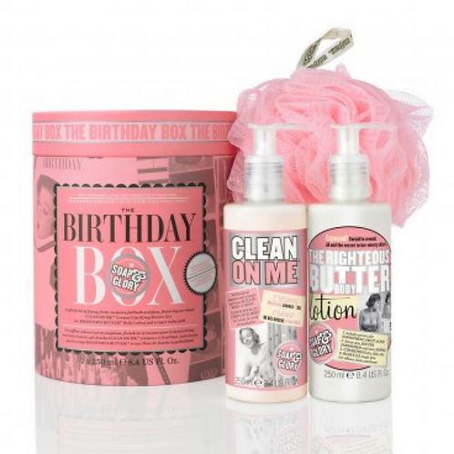 Crema y Gel de Baño - Soap & Glory