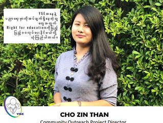 Cho Zin Than(MOO)
