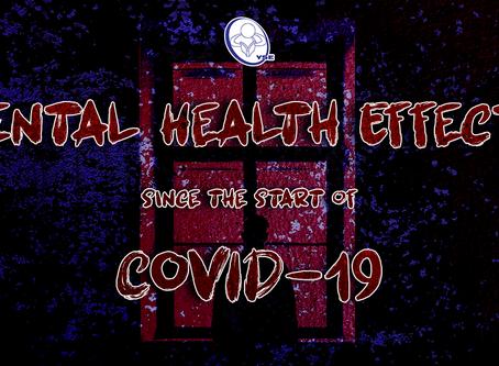 ကိုရိုနာ ဗိုင်းရပ်စ် (ကိုဗစ်-၁၉) ရောဂါကြောင့် ဖြစ်ပွားနိုင်တဲ့ စိတ်ပိုင်းဆိုင်ရာ သက်ရောက်မှုများ