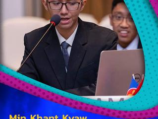Min Khant Kyaw (Internship Interview)