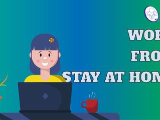 အိမ်ကနေ အလုပ်လုပ်ရတဲ့အခါ ထိရောက်မြန်ဆန်စေမယ့် နည်းလမ်း (၉) ချက်