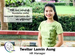 Tweltar Lamin Aung(MOO)