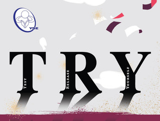 TRY - Test, Release, Yourself