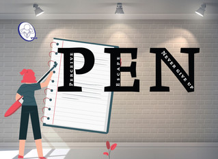 PEN - Perceive, Escape, Never give up