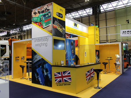 Weigh, Record, Transmit and Protect with VWS at RWM 2017 RWM