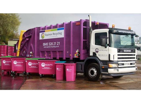 Equinox Recycling Certifies Benefits Of Weighing Solution