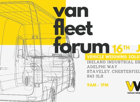 Registration is open for Van Fleet Forum