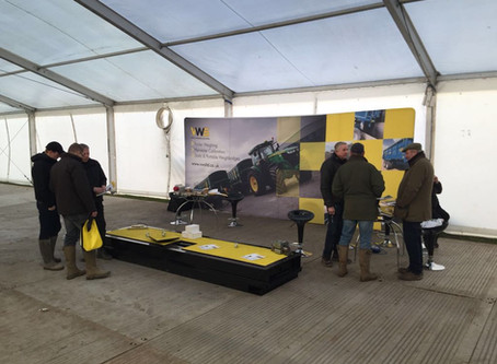Get Instant Yield Data, Save Time & Stay Legal.  Visit Vehicle Weighing Solutions at LAMMA 18