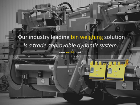 Vehicle Weighing Solutions Wins Innovation Award For Integrated Bin-Weighing Solution and software