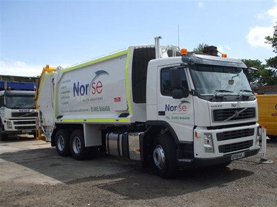 Pay By Weight A Success for Norse Waste Solutions