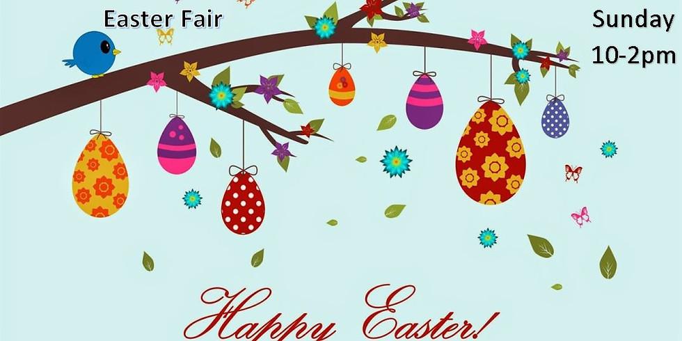 Easter Fair / Bazar Velikonoční